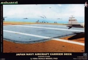 EDU8803 - Eduard Models 1/48 Japan Navy Aircraft Carrier Deck