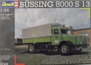REV07498 - Revell 1/24 Bussing 8000 S 13