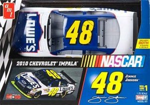 AMTAWMK008 - AMT 1/25 JIMMIE JOHNSON #48 IMPALA -SNAP