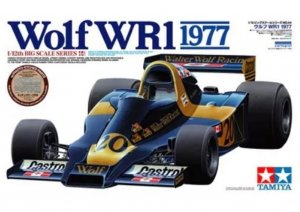 TAM12044 - Tamiya 1/12 Wolf WR1 1977 (with Photo-Etched Parts) Ford