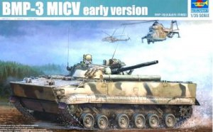 TRP00364 - Trumpeter 1/35 BMP-3 MICV EARLY VERS.