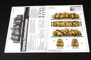 TRP01510 - Trumpeter 1/35 German Kommandowagen BP42