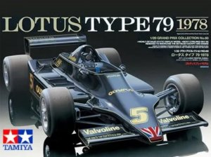 "TAM20060 - Tamiya 1/20 Lotus 79 Ford (1978) ""John Player Special"""