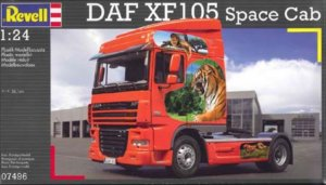 REV07496 - Revell 1/24 Daf XF105 Space Cab