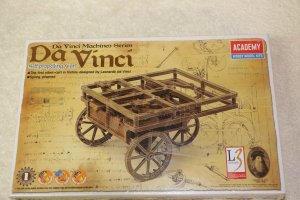 ACA18129 - Academy Da Vinci Self Propelling Cart