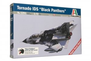 "ITA1291 - Italeri 1/72 Tornado IDS ""Black Panthers"""