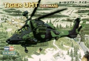 HBB87214 - Hobbyboss 1/72 Tiger UHT (German)