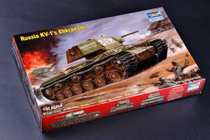 TRP00357 - Trumpeter 1/35 Russia KV-1's Ehkranami