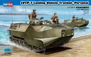 HBB82409 - Hobbyboss 1/35 LVTP-7 Landing Vehicle Tracked-Personal