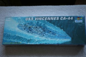 TRP05749 - Trumpeter 1/700 USS Vincennes CA-44