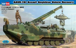 HBB82411 - Hobbyboss 1/35 AAVR-7A1 Assault Amphibian Vehicle Recover