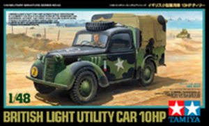 TAM32562 - Tamiya 1/48 BRITISH LIGHT UTILITY CAR 10HP