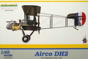 EDU8444 - Eduard Models 1/48 Airco DH2 [Weekend Edition]