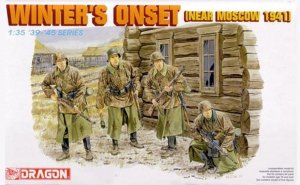 DRA6162 - Dragon 1/35 Winter's onset (Near Moscow 1941) - '39-'45 Series