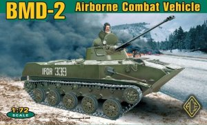 ACE72115 - ACE 1/72 BMD-2 Airborne Combat Vehicle