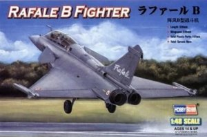 HBB80317 - Hobbyboss 1/48 Rafale B Fighter