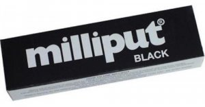 MIL0005 - Milliput Medium (Fine Black)