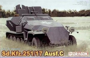 DRA6395 - Dragon 1/35 Sd.Kfz. 251/17 Ausf. C - '39-'45 Series