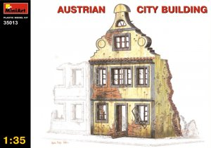 MIA35013 - Miniart 1/35 Austrian City Building