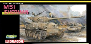 DRA3539 - Dragon 1/35 M51 Isherman - Premium Edition - '39-'45 Series