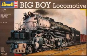 REV02165 - Revell 1/87 Union Pacific Big Boy Locomotive ( 4-8-8-4 American Locomotive Company)
