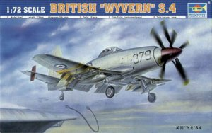 TRP01619 - Trumpeter 1/72 BRITISH WYVERN S.4