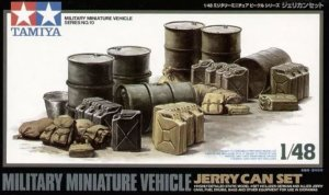 TAM32510 - Tamiya 1/48 JERRY CAN SET