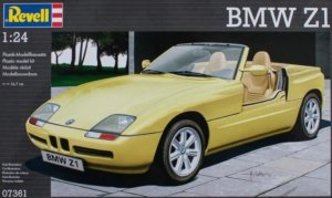 REV07361 - Revell 1/24 BMW Z1