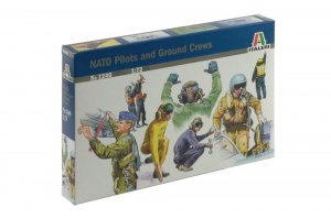 ITA1246 - Italeri 1/72 NATO Pilots and Ground Crews