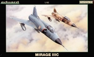 EDU8101 - Eduard Models 1/48 Mirage IIIC [ProfiPack Edition]