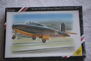 SPE48017 - Special Hobby 1/48 Gloster E.28/39 Pioneer (Squirt)