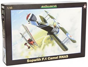 EDU8055 - Eduard Models 1/48 Sopwith F.1 Camel RNAS