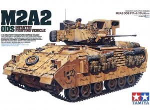 TAM35264 - Tamiya 1/35 M2A2 ODS INFANTRY FIGHTING VEHICLE