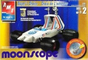 AMT31565 - AMT 1/25 MOONSCOPE - BUYER'S CHOICE