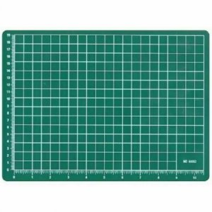 "EXC60002 - Excel Cutting Mat - Green - 8.5"" x 12"""
