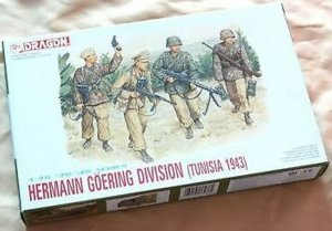 DRA6036 - Dragon 1/35 Herman Goering Division (Tunisia 1943) - '39-'45 Series