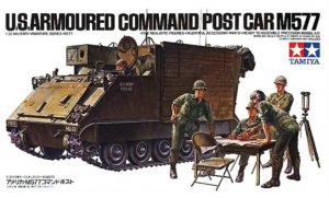 TAM35071 - Tamiya 1/35 U.S. M577 COMMAND POST