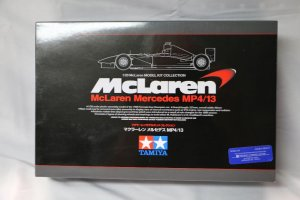 TAM89718 - Tamiya 1/20 Mclaren Mercedes MP4/13