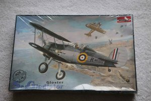 ROD405 - Roden 1/48 Gloster Sea Gladiator