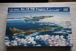 TRP01623 - Trumpeter 1/72 Su-15 TM Flagon-F