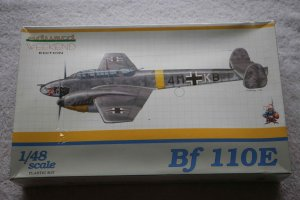 EDU8403 - Eduard Models 1/48 Bf110E - Weekend Edition