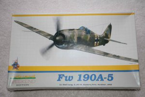 EDU8430 - Eduard Models 1/48 Fw 190A-5 Weekend Edition