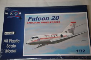MA2GP.078 - Mach 2 1/72 Falcon 20 Canadian Armed Forces