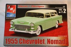 AMT31740 - AMT 1/25 55 Chev Nomad