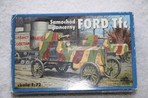 RPM72100 - RPM 1/72 Ford Tfc Armoured Car