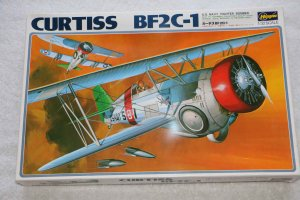 HASS9 - Hasegawa 1/32 Curtiss BF2C-1 U.S. Navy Fighter Bomber