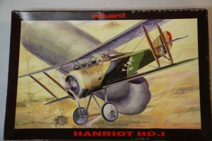 EDU8018 - Eduard Models 1/48 Hanriot HD-1