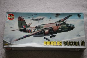AIR04033 - Airfix 1/72 Douglas Boston III