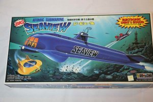 DOYLE-2-5000 - Doyusha Seaview Atomic Submarine Electric