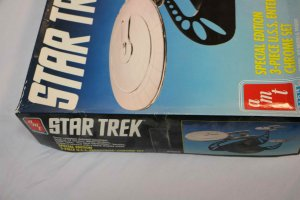 AMT6005 - AMT Star Trek 25th Anniversary 3pc set Special Edition